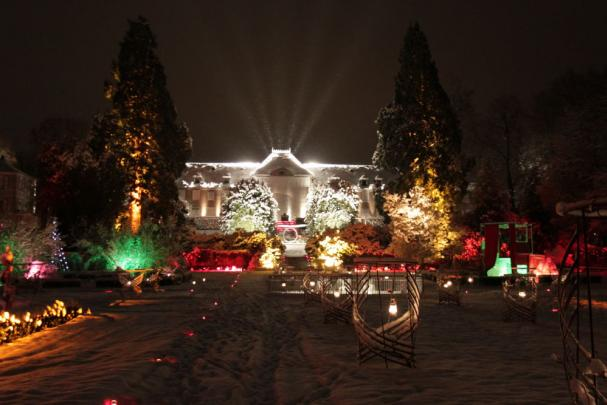 Photo de Noël au Jardin